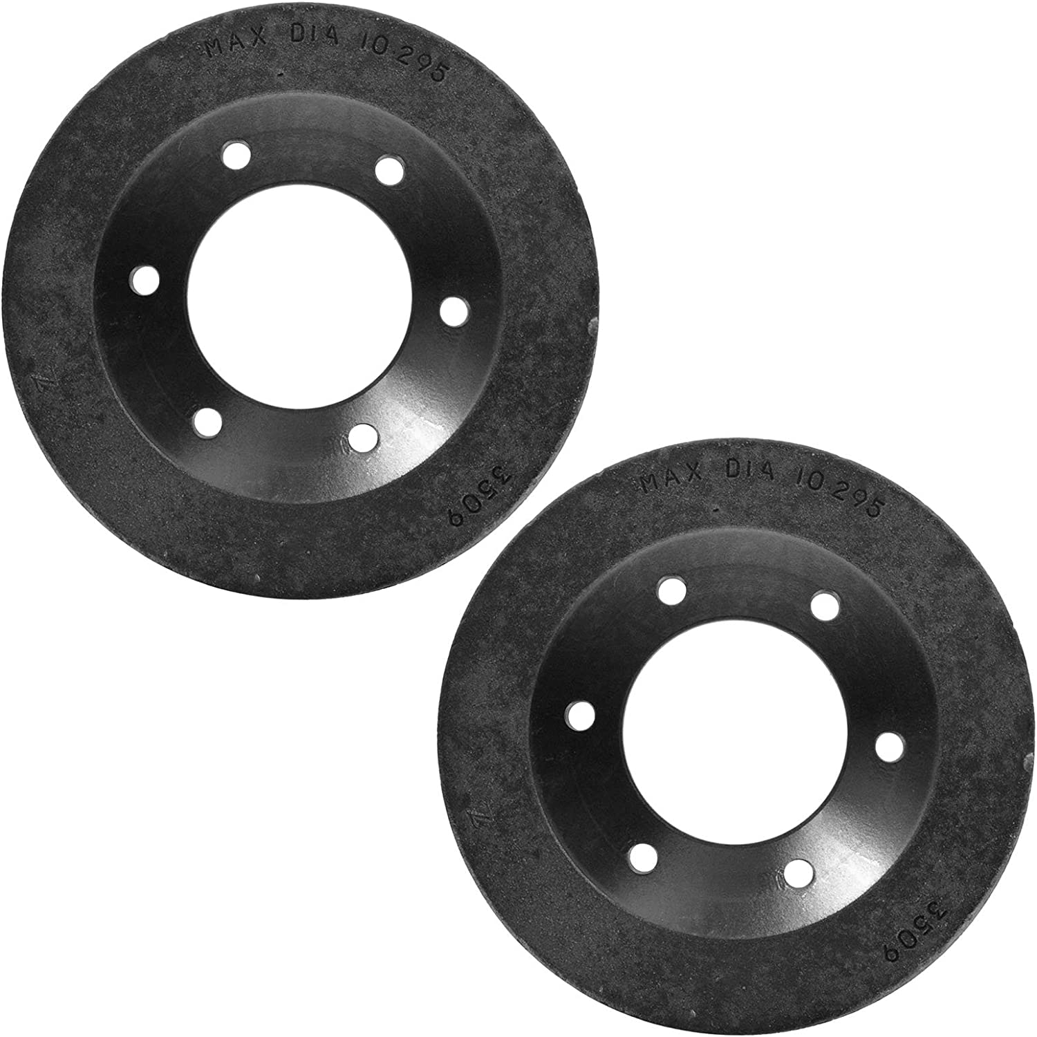 Bendix Premium Drum and Rotor PDR0526 Rear Brake Drum For Nissan Frontier Models