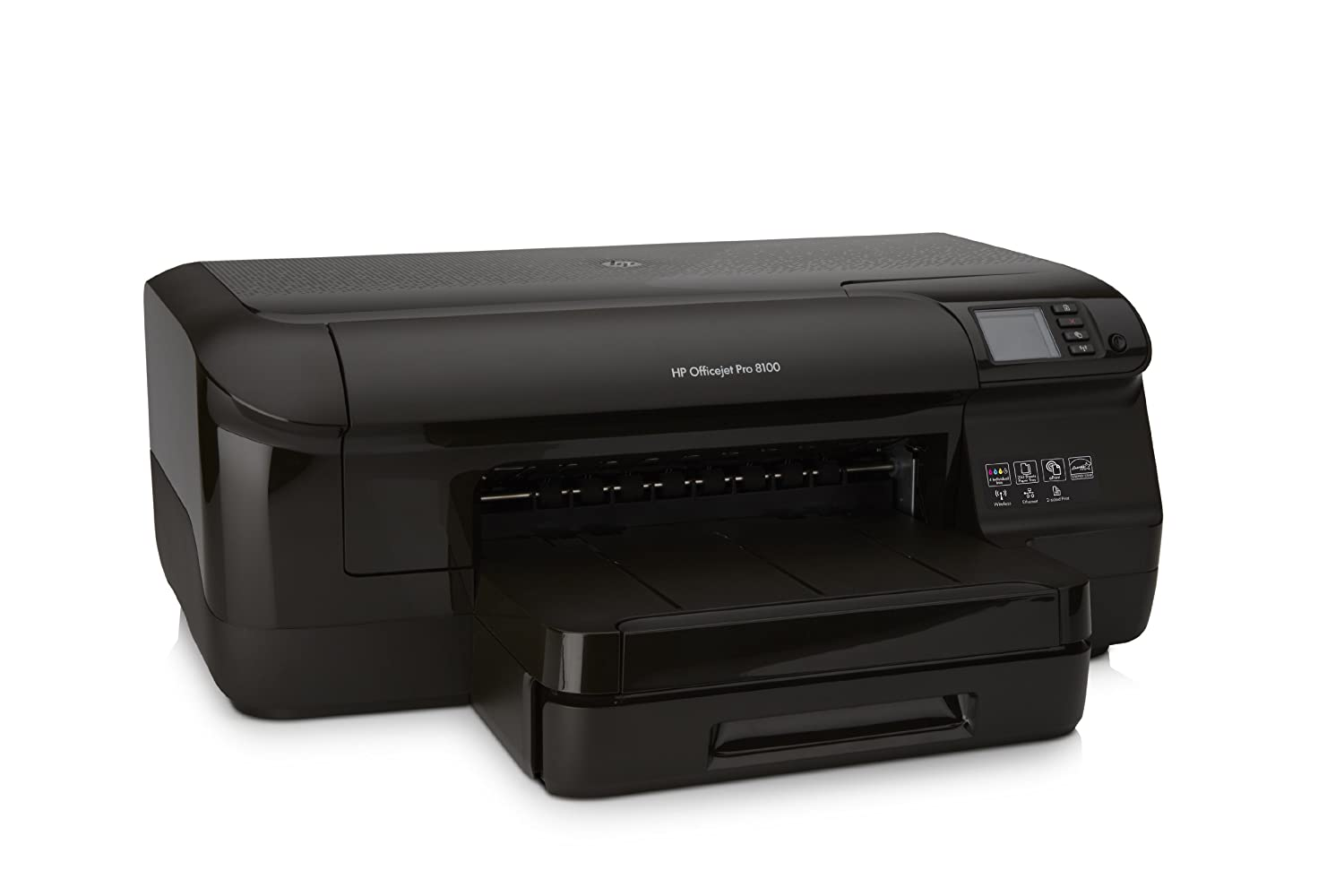 HP Officejet Pro 8100 - Impresora de tinta (B/N 35 PPM), color ...