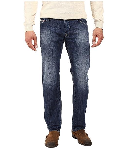 219de604 Diesel Men's Waykee Trousers 855L Denim Jeans 30 X 32: Amazon.ca ...