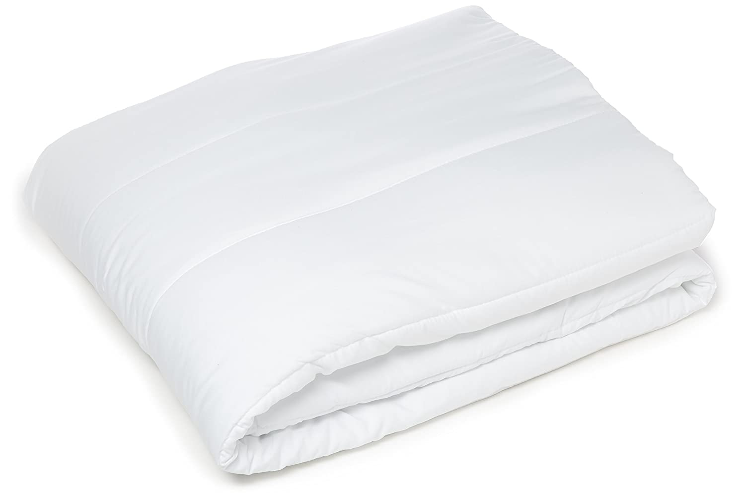 Sunbeam Vertical Quilted Heated Mattress Pad With Comforttech