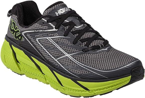 HOKA One One Clifton 3 - Zapatillas de Running para Hombre, Gris ...