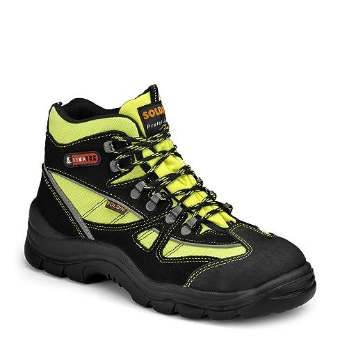 8a1f2931d00f Soldini Professional SOLDIN Scarponcino Alta visibilità Pronto Intervento  983: Amazon.it: Scarpe e borse