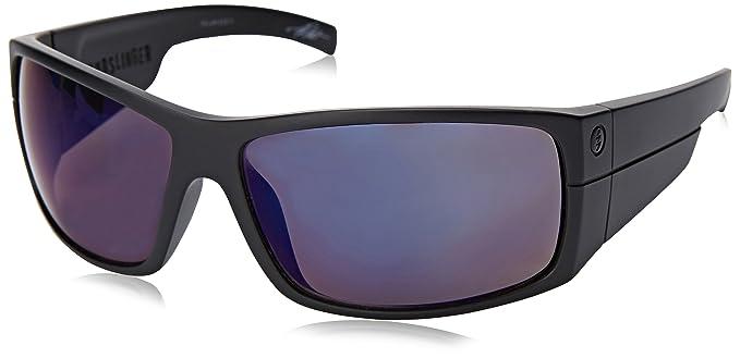 a7961ac5fd0 Electric Visual Mudslinger Matte Black Glass Polarized Sunglasses ...