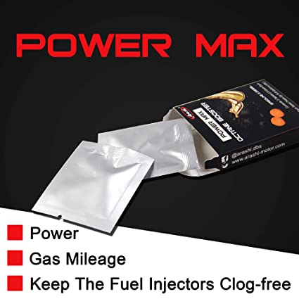 Amazon.com: Arashi 12 Pack Octane Booster Motorcycle Gas Oil ...