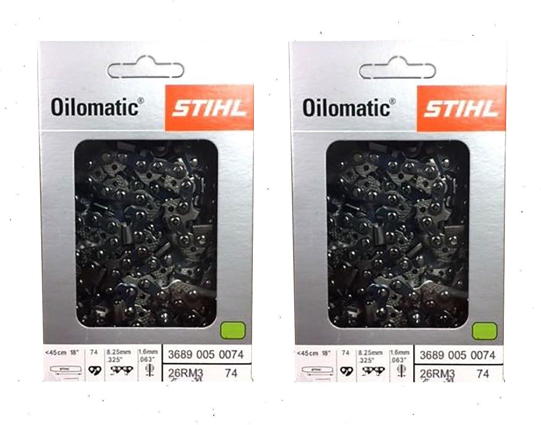 5c8d5596cf3 Amazon.com  STIHL 26RM3-74 Oilomatic Rapid Micro 3 Saw Chain