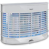 SereneLife UV Mosquito Trap, Battery Bug Zapper Outdoor, Fly Trap Light Indoor, In Home Bug Zapper, Indoor Flying Insect Killer, Eco Friendly, 500+ Ft, Flies, Mosquitoes, Beetles, Moths (PSLBZ12)
