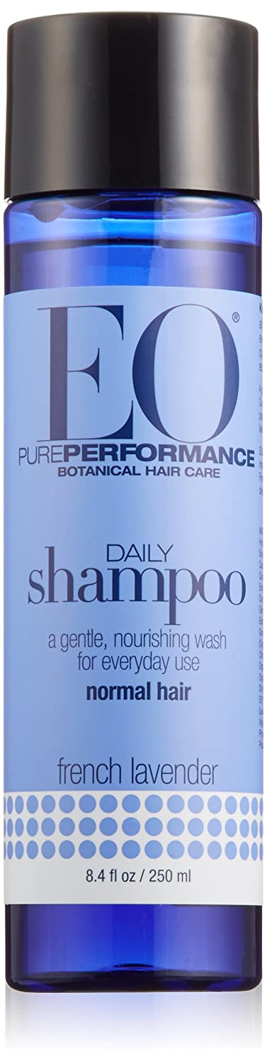 EO Products Everyday Shampoo, French Lavender, 8.4 Ounce