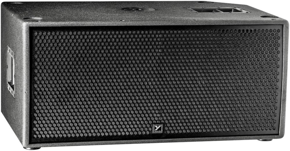 Yorkville 4800W 2X15in Powered Subwoofer by Yorkville