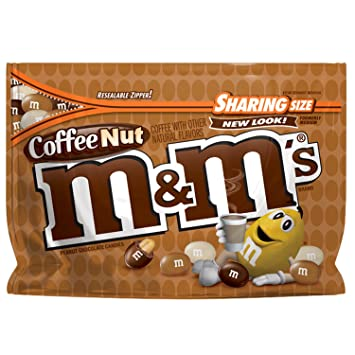 Image result for m&m coffee nut