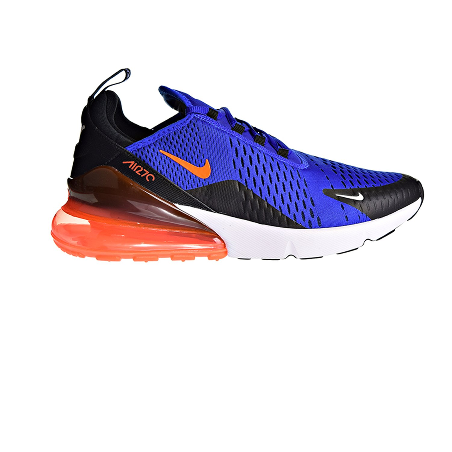 4ce21cca14d1ba Galleon - NIKE Air Max 270 Men s Shoes Racer Blue Hyper Crimson Black  Ah8050-401 (8.5 D(M) US)