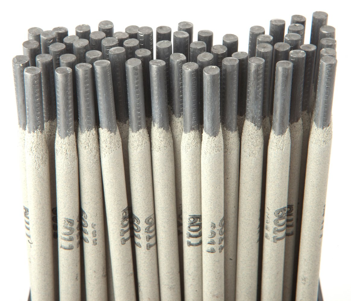 Forney 31305 E6011 Welding Rod 5-Pound 5//32-Inch