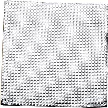 Shiwaki Impresora 3D Cama Térmica Aislante Térmico Algodón Aislamiento Térmico Mat 400x400mm: Amazon.es: Electrónica