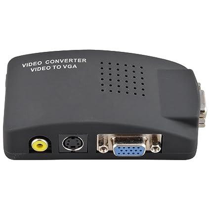 at av to vga converter - buy at av to vga converter online at low price in  india - amazon in