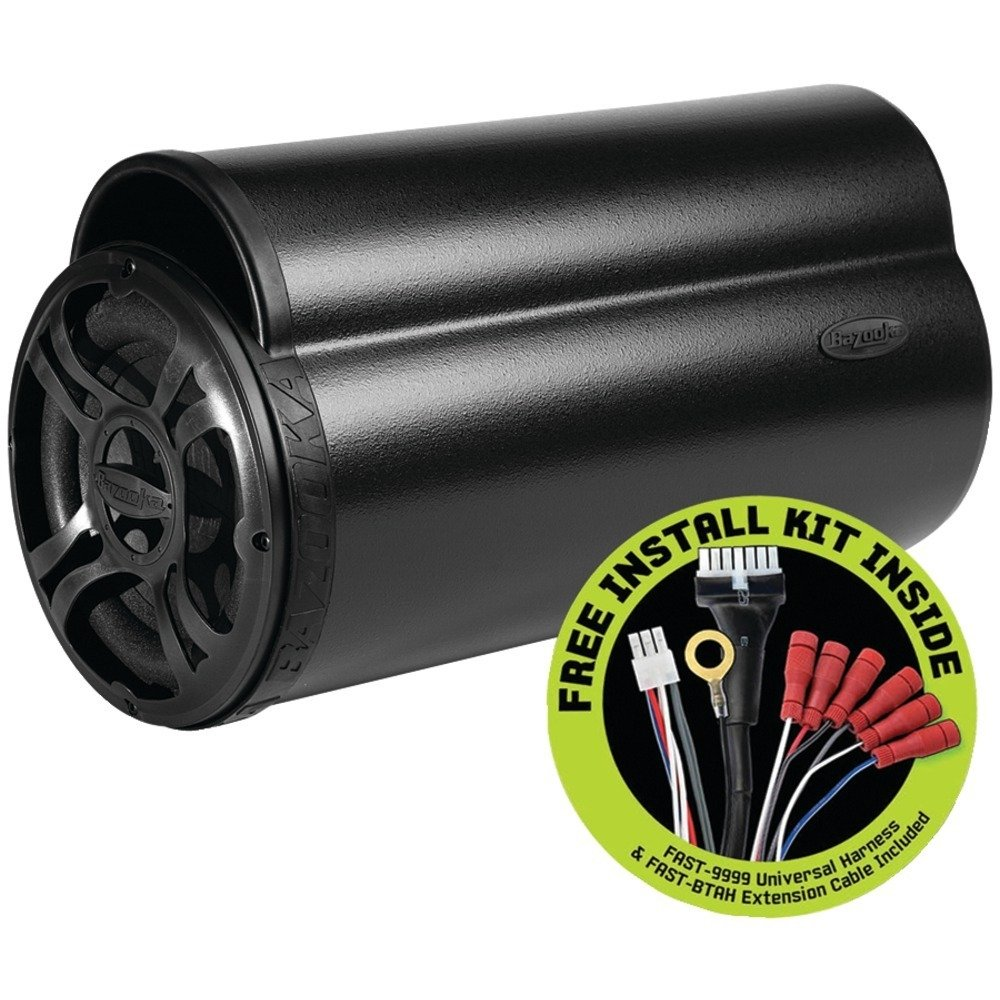100-Watt Bt Series Amplified Tube Subwoofer (8'') by Bazooka (Image #1)