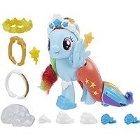 My Little Pony Figura Rainbow Dash Tierra y Mar con Accesorios