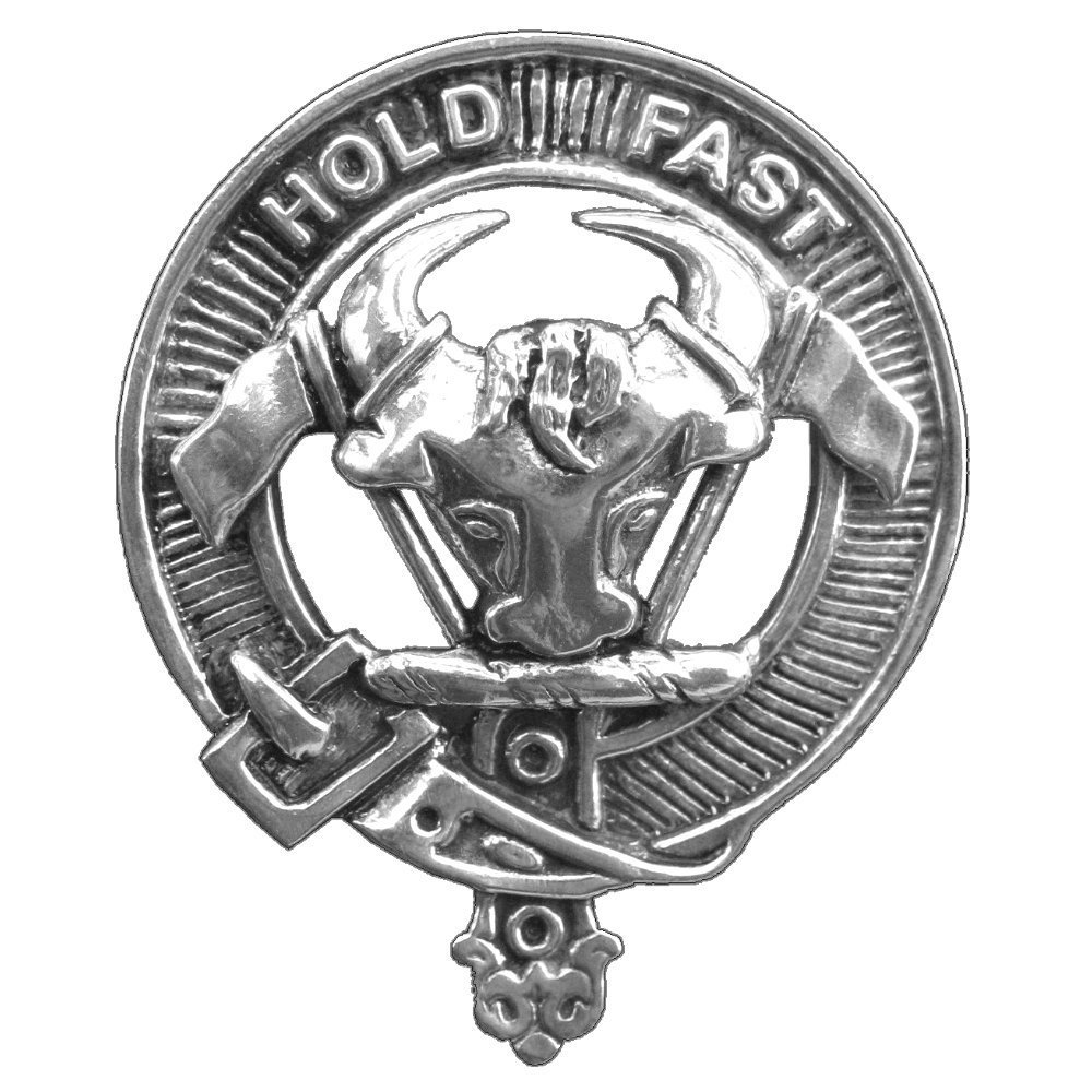 MacLeod Scottish Clan Crest Badge