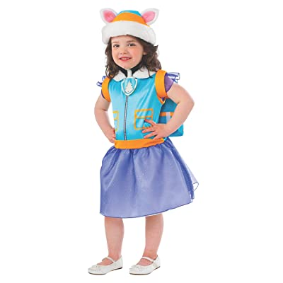 Rubie's Paw Patrol Everest Child Costume, Small: Toys & Games