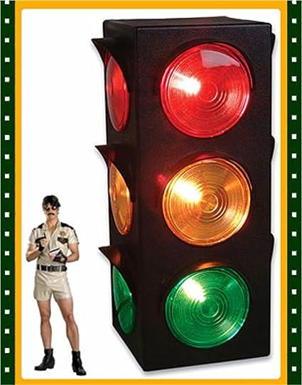 Rhode Island Novelty Elstoli 12.25u0026quot; Stop Light Lamp