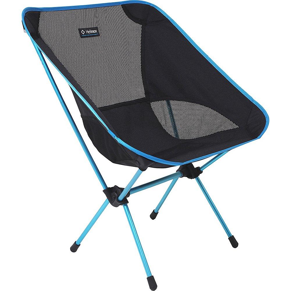 Helinox Chair One、ラージサイズ B072N3SS53 One Size|ブラック ブラック One Size