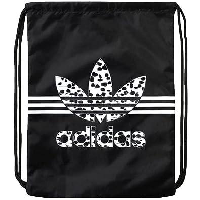 Adidas Originals Inked Draw String Bag Trefoil Gym Bag Gym ...