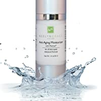The BEST Anti Aging Moisturizer with Matrixyl 3000 By Keelyn Grace - All in One...