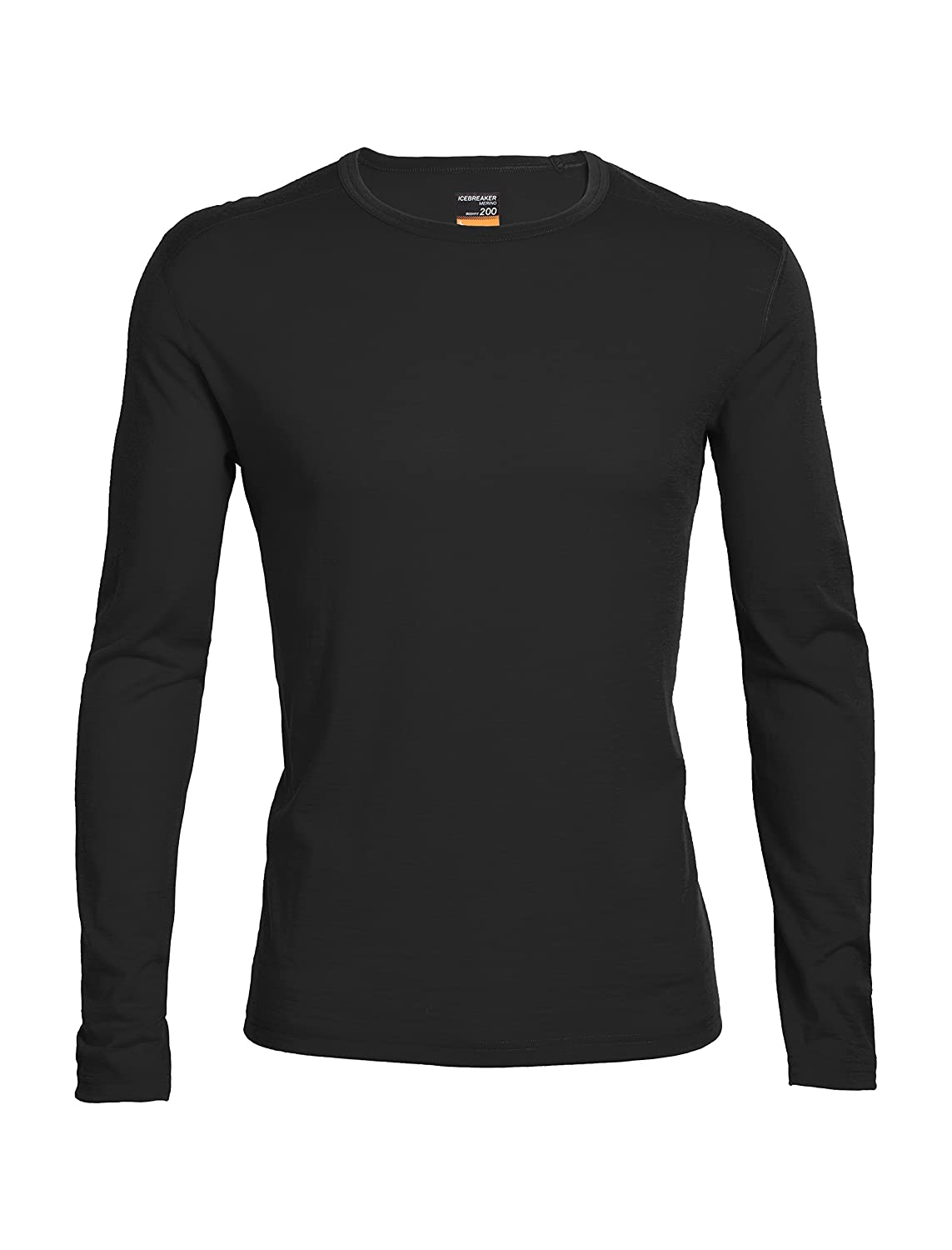 f4a4462ea4 Amazon.com: Icebreaker Merino Men's Oasis Long Sleeve Crewe Top: Clothing