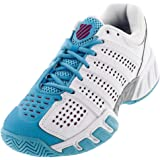 Juniors` Bigshot Light 2.5 Tennis Shoes White And Bachelor Button