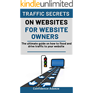 Traffic Secrets on Websites for Website Owners: The Ultimate Guide On How To Flood And Drive Traffic To Your Website