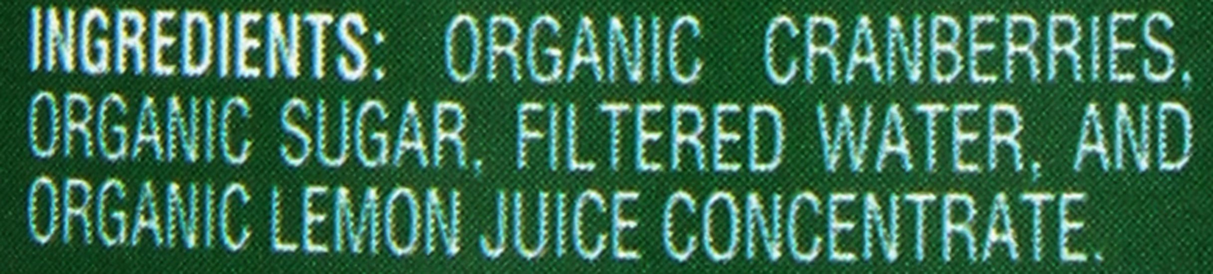 Grown Right Organic Whole Cranberry Sauce, 14 oz by Grown Right (Image #3)