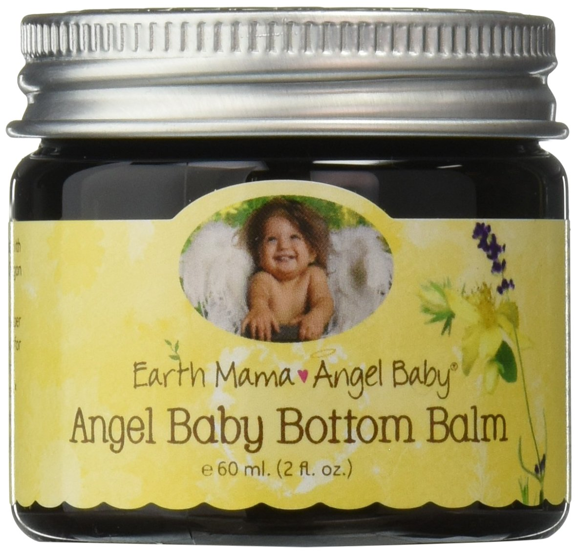 Angel Baby Bottom Balm, 2 oz (Four Pack)
