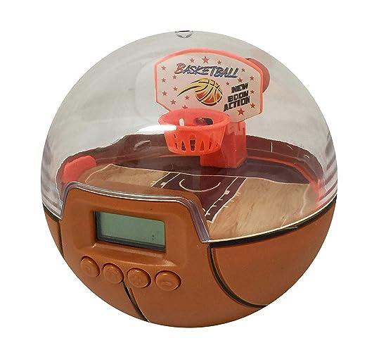 MEANS Despertador de Baloncesto para niños (Alto para durmientes ...