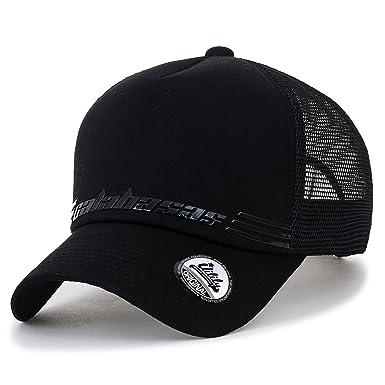 1fdef7a1710 ililily Calabasas Patch Casual Mesh Snapback Hat Vintage Baseball ...
