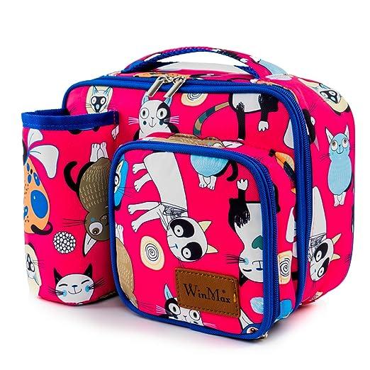 Kühltasche Tasche Kleine Brotbox Und Kühlbox Lunch Brotdose Lunchbox WH9DIYE2