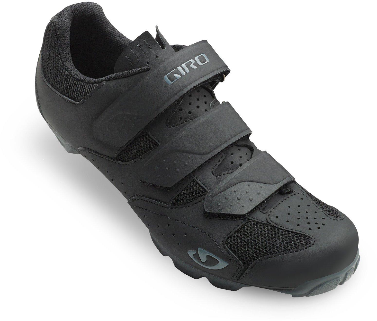 Giro Carbide R II Cycling Shoes - Men's Black/Charcoal 45