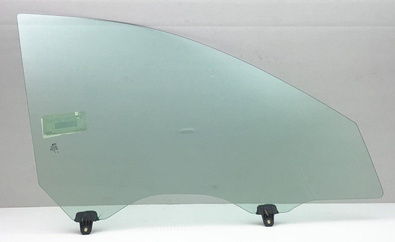 Fits 2005-2009 Kia Spectra 4 Door Hatchback Passenger Side Right Front Door Window Glass