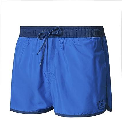 adidas Herren Split Water Badeshorts Mystery Blue, XL