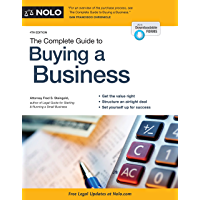 Complete Guide to Buying a Business, The