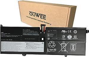 OUWEE L18C4PH0 Laptop Battery Compatible with Lenovo Ideapad Yoga C940-14IIL Series Notebook L18M4PH0 5B10T11585 5B10W67374 5B10T11586 5B10W67180 7.68V 60Wh 7820mAh