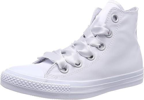 chaussure converse haute femme