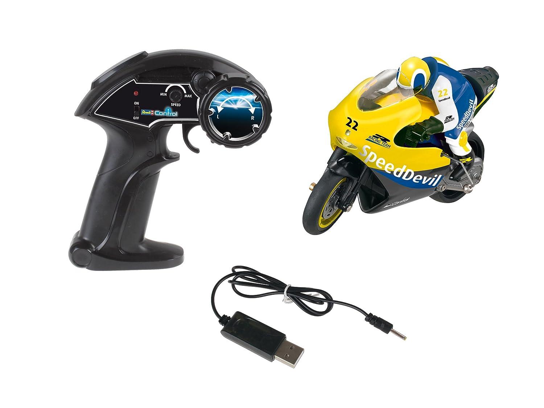 Revell Control 24700 - Fahrzeug - RC-Bike - Speed Devil I 24700 (AmazonDe/SCVAR)