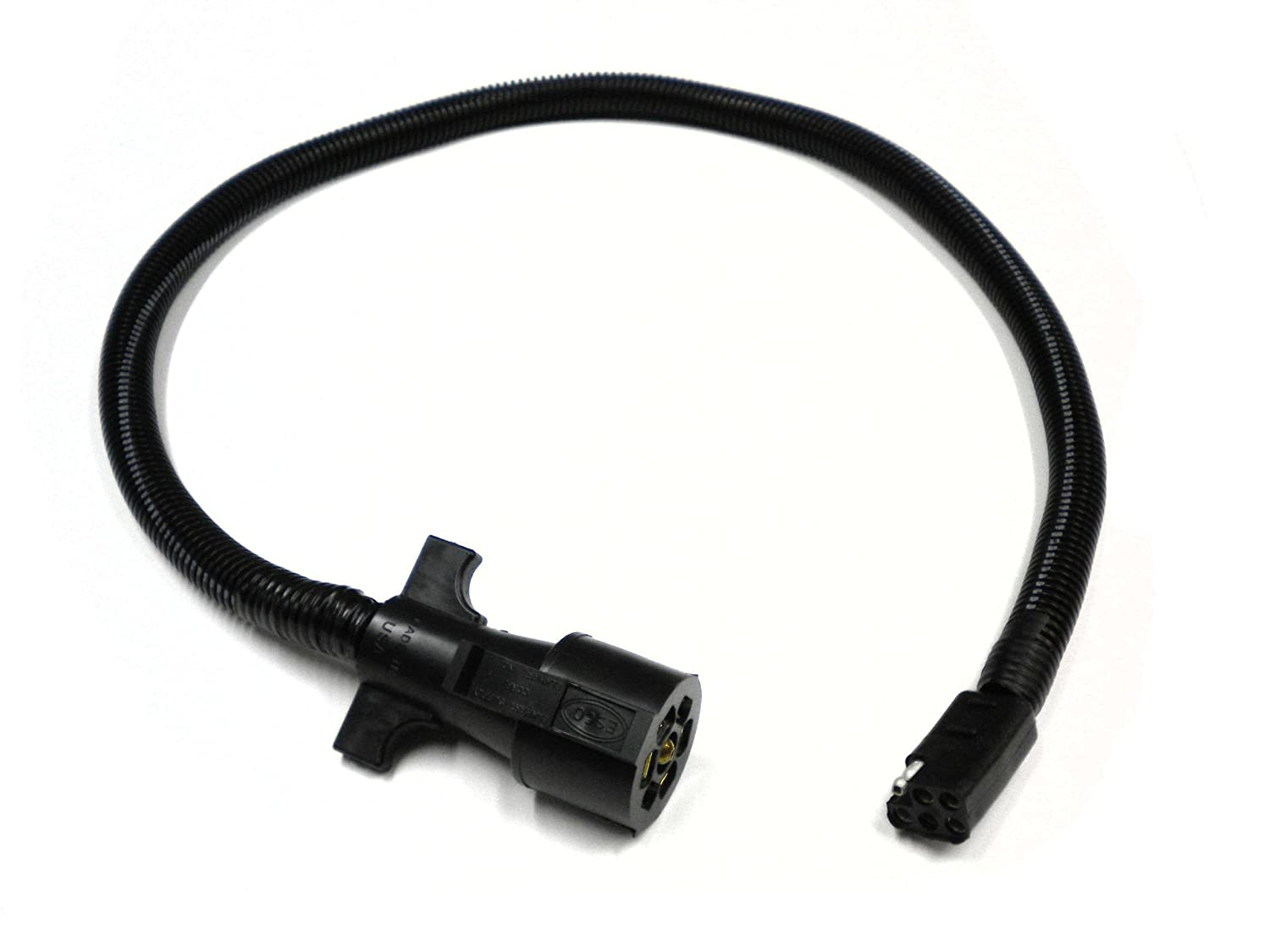 7way To 6way Pigtail Blk Extension Cords Jayco Wiring Harness