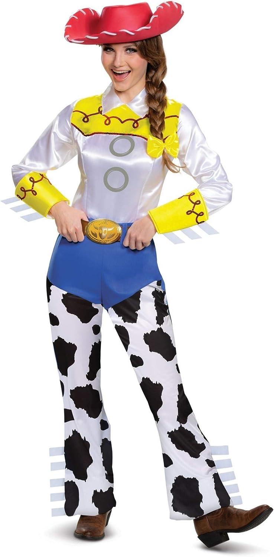Disfraz 179072 Disney Toy Story 2 Jessie Disfraz Adulto - amarillo ...