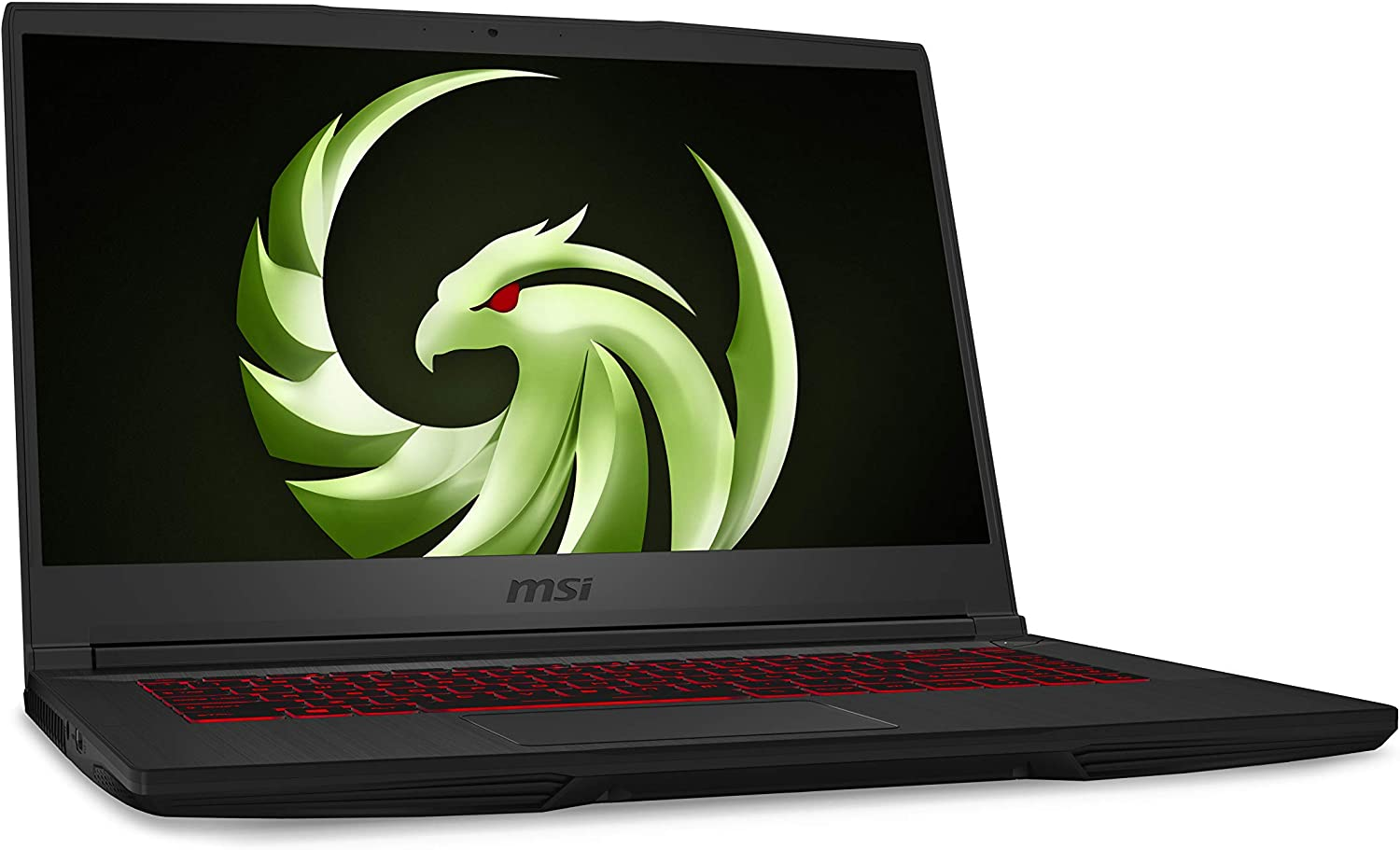 "MSI Bravo 15 A4DDR-022 15.6"" 120Hz Gaming Laptop AMD R5-4600H RX5500M 8GB 512GB NVMe SSD Win10"