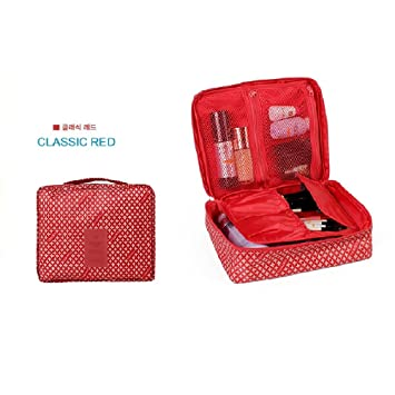 a89901029d21 DINIWELL Travel Storage Bag Hanging Toiletry Cosmetic Bag Multi Pouch BIG  23cm x 18cm x 90cm 210g...