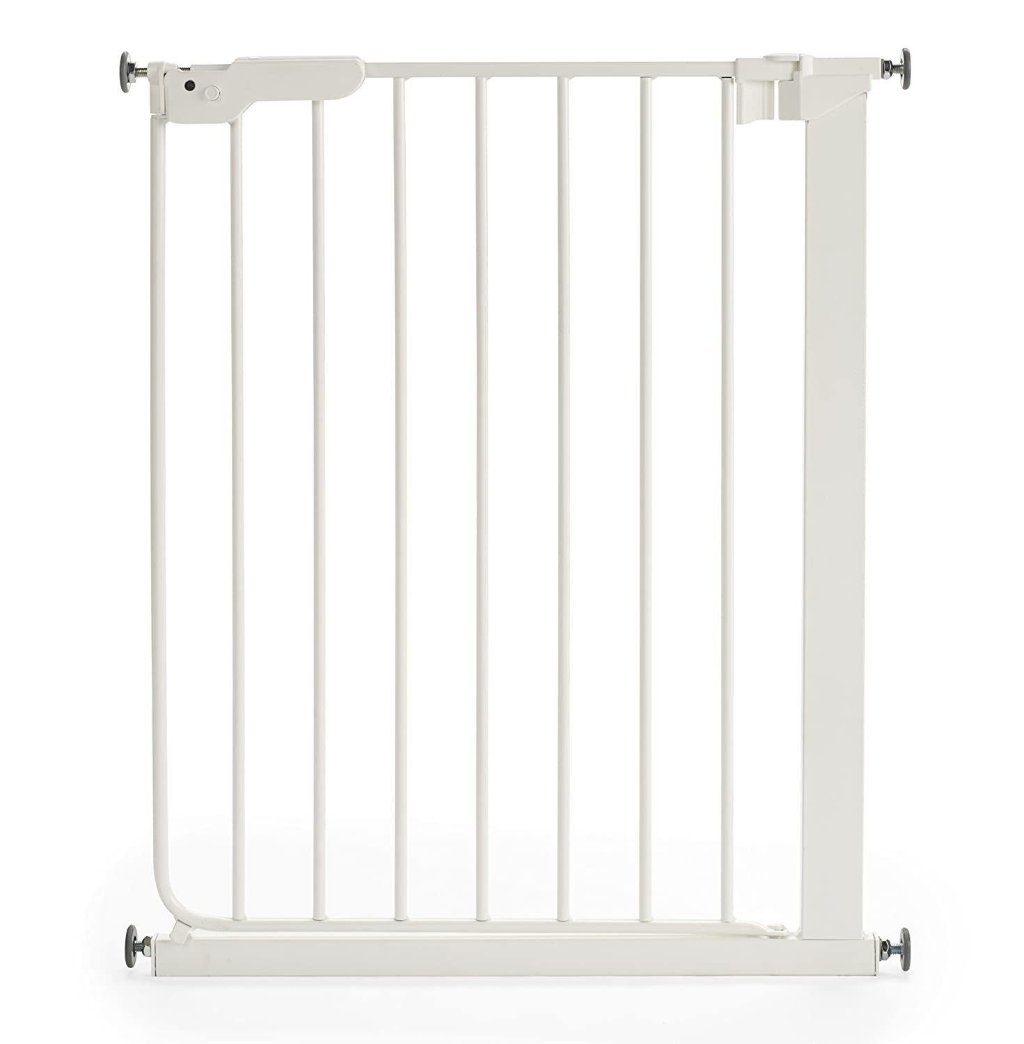 BabyDan Danamic True Pressure Fit Safety Gate (White) 51314-2490-01-75 378185 BABY EQUIPMENT Babycare