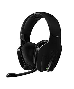Razer Chimaera Binaural Diadema Negro auricular con micrófono - Auriculares con micrófono (Consola de juegos