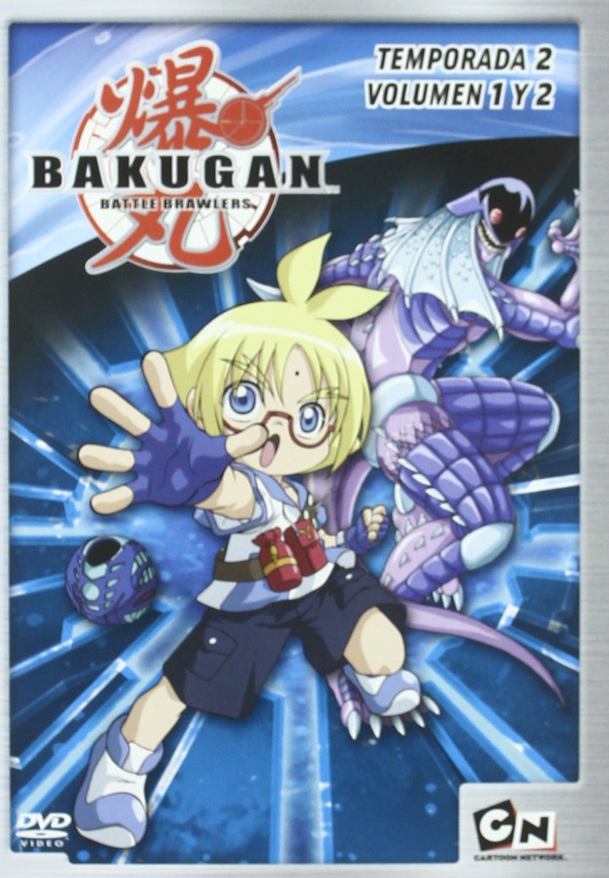 Amazon.com: Bakugan Temp. 2 Vol. 1 (Import Movie) (European Format - Zone 2) (2010) Varios: Movies & TV