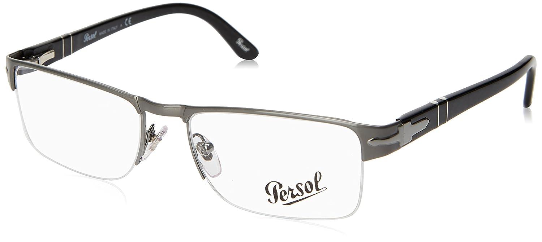 Persol PO2374V Eyeglasses-513 Gunmetal-52mm 0PO2374V