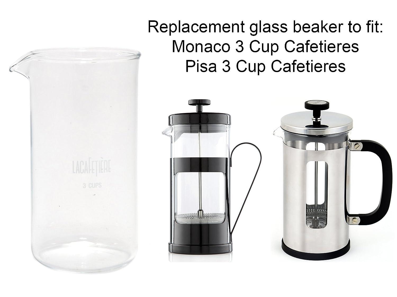 La Cafetiere Boccale di ricambio 3 tazze per caffettiere La Cafetiere