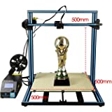 """SainSmart x Creality 3D Printer CR-10 Plus High Precision with Heated Bed Large Printing Size 19.68"""" x 19.68"""" x 19.68"""""""